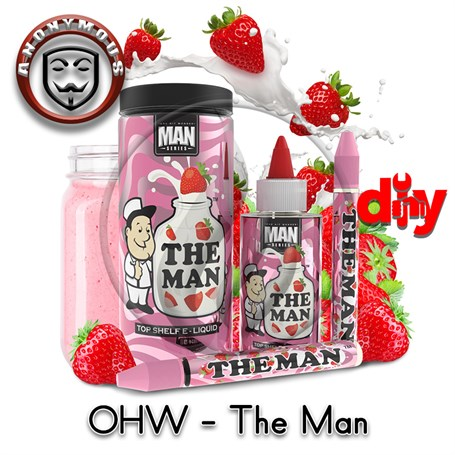 Alev KimyaAnonymous MiX - OHW - The Man Diy KitAK-OHW - The Man
