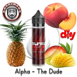 Anonymous MiX - Alpha - The Dude Diy Kit