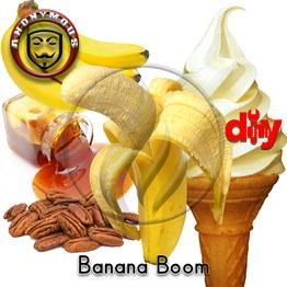 Anonymous MiX - Banana Boom Diy Kit