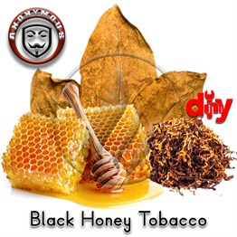 Anonymous MiX - Black Honey Tobacco Diy Kit