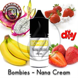 Anonymous MiX - Bombies - Nana Cream Diy Kit