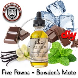 Anonymous MiX - Five Pawns - Bowdens Mate Diy Kit