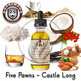 Anonymous MiX - Five Pawns - Castle Long Diy Kit