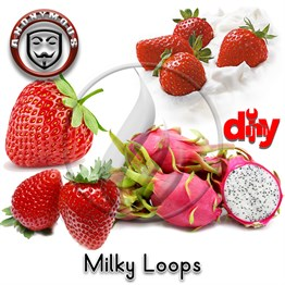 Anonymous MiX - Milky Loops Diy Kit