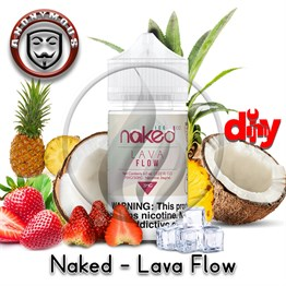Anonymous MiX - Naked - Lava Flow Diy Kit