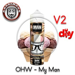 Anonymous MiX - OHW - My Man V2 Diy Kit