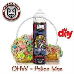Anonymous MiX - OHW - Police Man Diy Kit