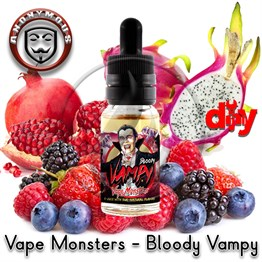 Anonymous MiX - Vape Monsters - Bloody Vampy Diy Kit