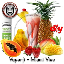 Anonymous MiX - Vaporfi - Miami Vice Diy Kit