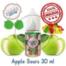 Apple Sours 30 ml Orj Şişe