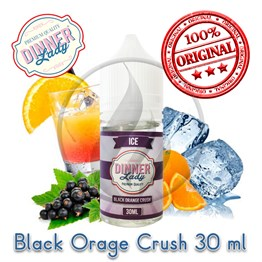 Black Orage Crush 30 ml Orj Şişe