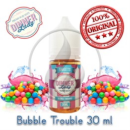 Bubble Trouble 30 ml Orj Şişe