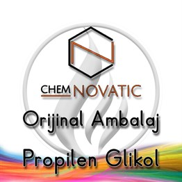 Chemnovatic PG Propilen Glikol [57-55-6]