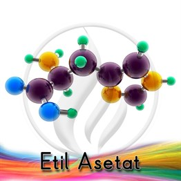 Etil Asetat - For Synthesis [141-78-6] 2,5 Lt