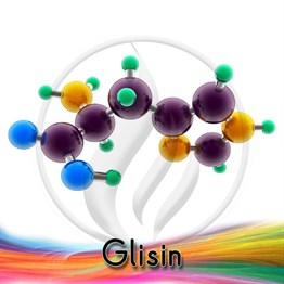 Glisin (GLYCINE) – Usp/Bp - Pharma Grade [56-40-6] 1 Kg