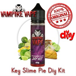 Vampire Vape - Key Slime Pie Diy Kit