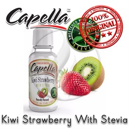 Kiwi Strawberry With Stevia