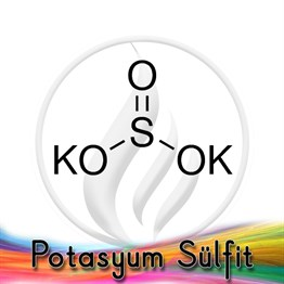 Potasyum Sülfit %45 - Chem Pure [37199-66-9] 1 Kg